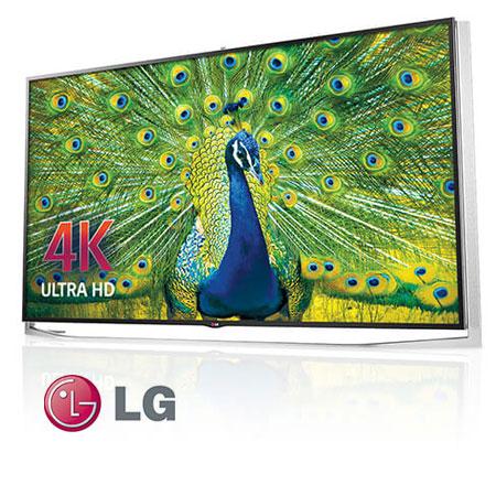 Peacock on TV screen