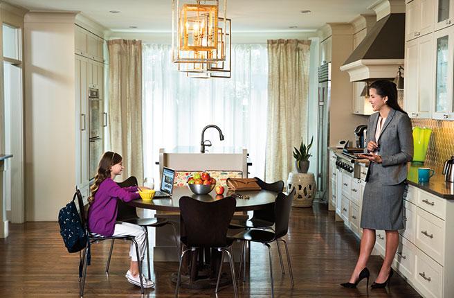 kitchen, living image