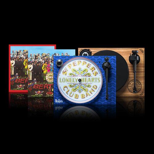 Sgt. Pepper, Turntable, vinyl, lp, album, cd