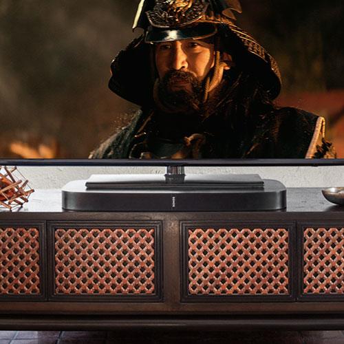 sonos playbase, speaker