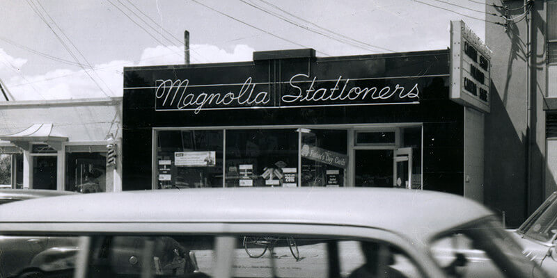 magnolia, our history