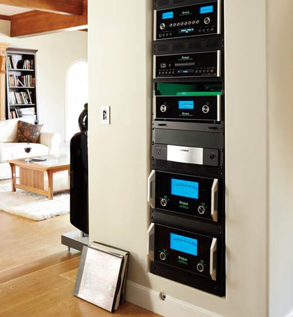 custom solutions, installations, entertainment system