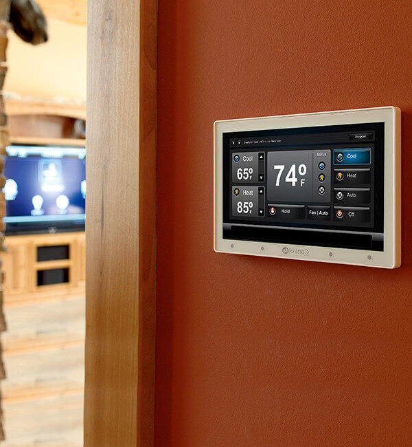smart home, home automation, tablet